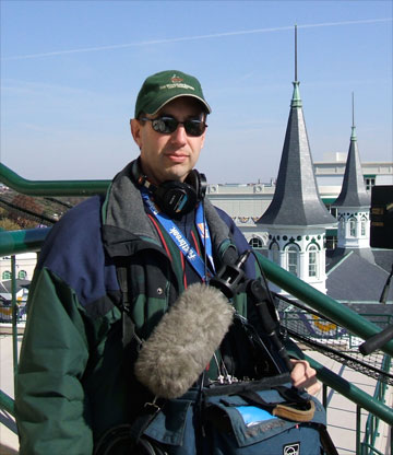 mark crowner, churchill downs